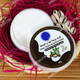 Cream with shea butter and snail Ouadaa