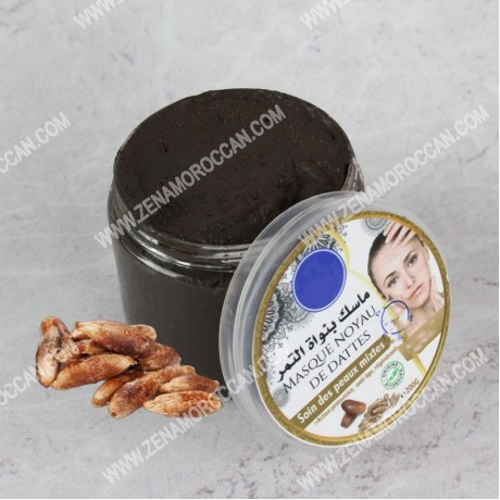 Nucleus Of Dates Mask