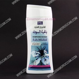 Natural Shampoo with Black seed