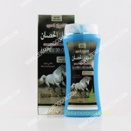 Natural Shampoo with Horse tail
