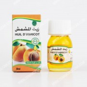Apricot oil for skin, hair and chest reduction