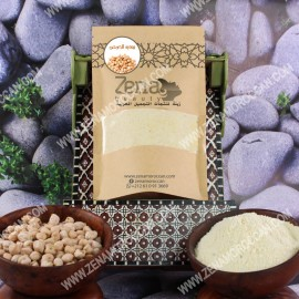 chickpeas Powder for skin