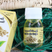 soja oil for skin and hair